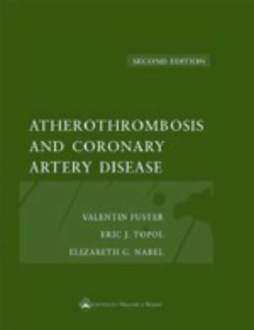 Atherothrombosis and Coronary Artery Disease 9780781735834