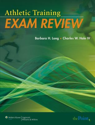 Athletic Training Exam Review [With CDROM] 9780781780520