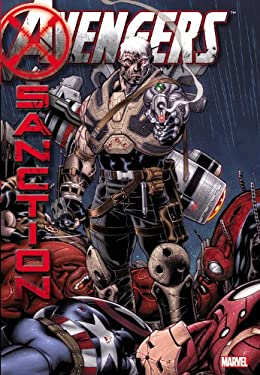 Avengers: X-Sanction 9780785158622