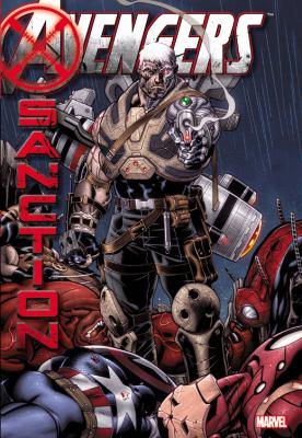 Avengers: X-Sanction 9780785158639