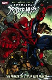 Avenging Spider-Man: My Friends Can Beat Up Your Friends 18665335