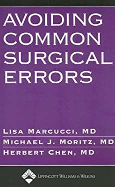 Avoiding Common Surgical Errors 9780781747424