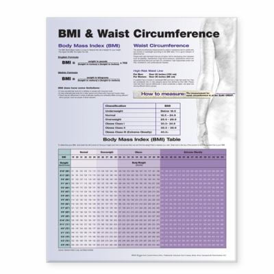 BMI and Waist Circumference 9780781772273