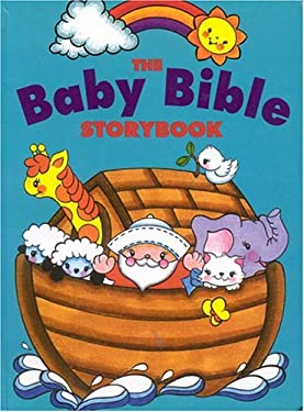 Baby Bible Storybook 9780781400763
