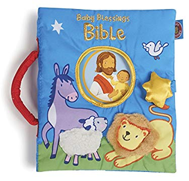 Baby Blessings Bible 9780784723722