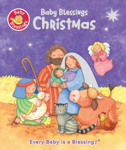 Baby Blessings Christmas 9780784723746