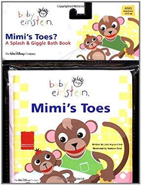 Baby Einstein Mimi's Toes 9780786819096