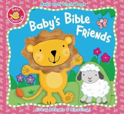 Baby's Bible Friends 9780784723678