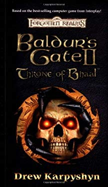Baldur's Gate II: Throne of Bhaal 9780786919857