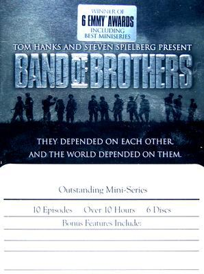 Band of Brothers 9780783120638