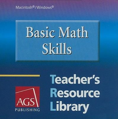 Basic Math Skills: Teacher's Resource Library 9780785429562