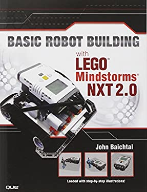 Basic Robot Building with Lego Mindstorms Nxt 9780789750198