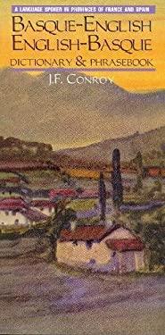Basque-English/English-Basque Dictionary & Phrasebook 9780781806220