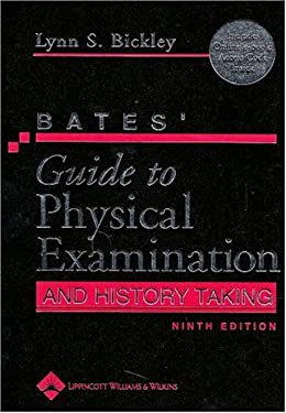 Bates' Guide to Physical Examination and History Taking [With CDROMWith Online E-Book Access Code] 9780781785198