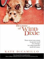 Because of Winn-Dixie 3081689