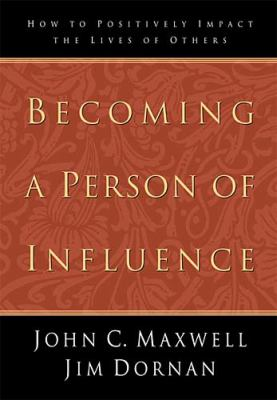 Becoming a Person of Influence 9780785271147