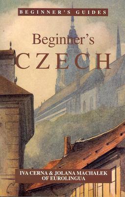 Beginner's Czech 9780781802314