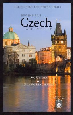 Beginner's Czech [With 2 CD (Audio)] 9780781811569