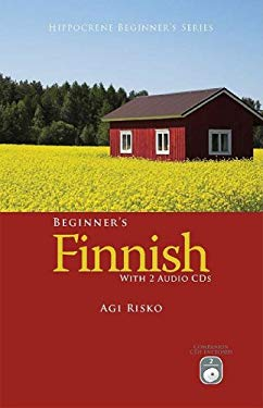Beginners Finnish [With 2 CDs] 9780781812283