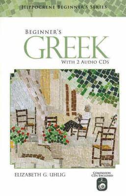 Beginner's Greek [With 2 Companion CDs] 9780781811408