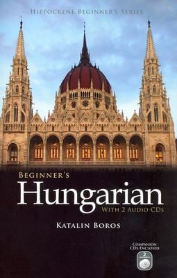Beginner's Hungarian [With 2 CDs] 9780781811927