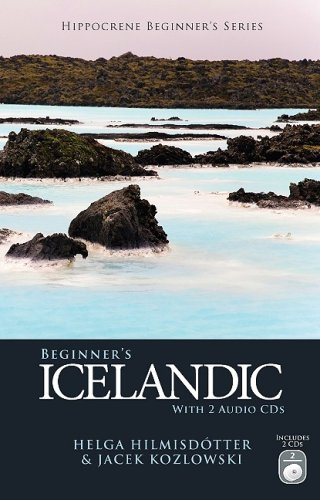 Beginner's Icelandic [With 2 CDs] 9780781811910