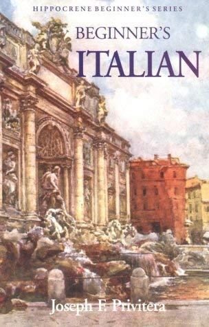 Beginner's Italian 9780781808392