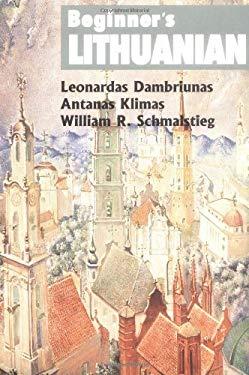 Beginner's Lithuanian 9780781806787