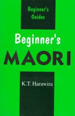Beginner's Maori 9780781806053