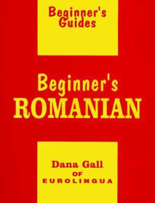 Beginner's Romanian 9780781802086