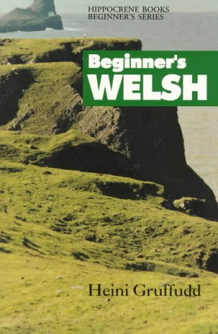 Beginner's Welsh 9780781805896