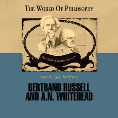 Bertrand Russel and A. N. Whitehead 9780786163915