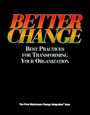 Better Change 9780786303427