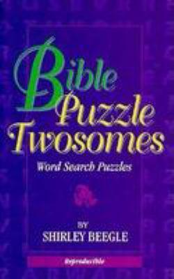 Bible Puzzle Twosomes 9780784704554