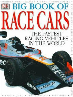 Big Book of Race Cars 9780789479341