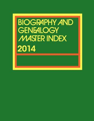 Biography and Genealogy Master Index: Supplement 9780787666767