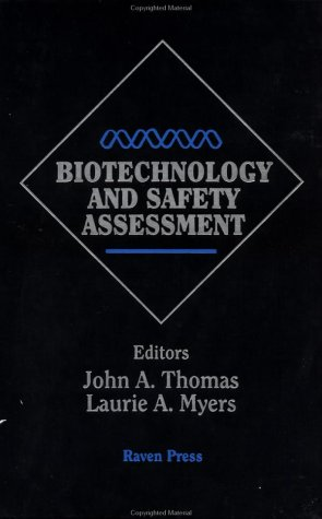 Biotechnology and Safety Assessment 9780781700801