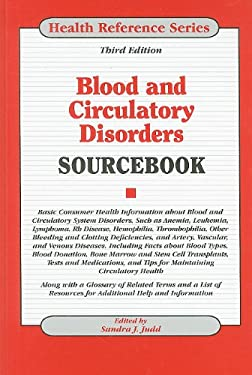 Blood and Circulatory Disorders Sourcebook: Basic Consumer Health Information about Blood and Circulatory System Disorders, Such as Anemia, Leukemia, 9780780810815