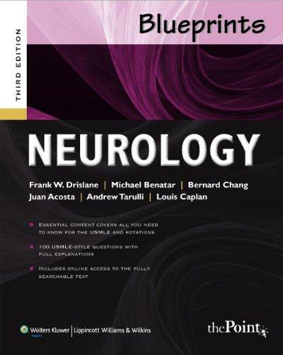 Blueprints Neurology 9780781796859