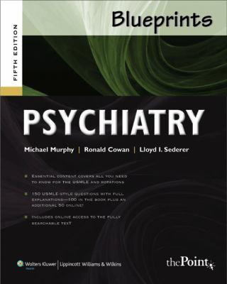 Blueprints Psychiatry 9780781782531