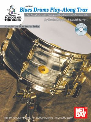 Blues Drums Play-Along Trax [With Companion CD] 9780786673889