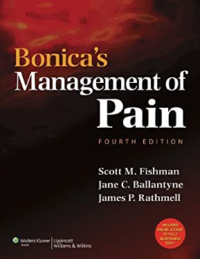Bonica's Management of Pain [With Web Access] 9780781768276