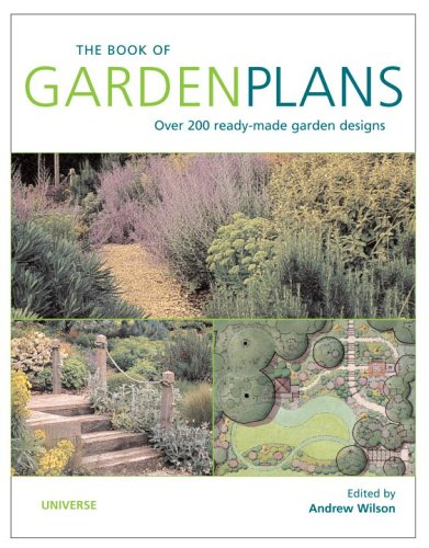 Book of Garden Plans 9780789311948