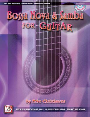Bossa Nova & Samba for Guitar [With CD] 9780786665129