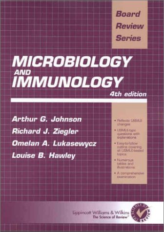 Brs Microbiology and Immunology 9780781727709