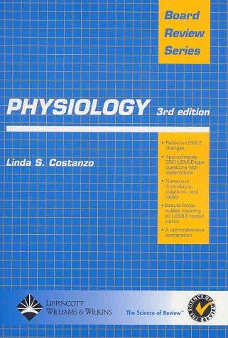 Brs Physiology 9780781739191