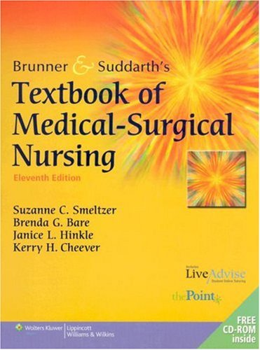 Brunner and Suddarth's Textbook of Medical-Surgical Nursing 9780781759786