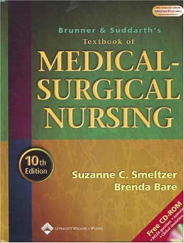 Brunner and Suddarth's Textbook of Medical-Surgical Nursing 9780781731935