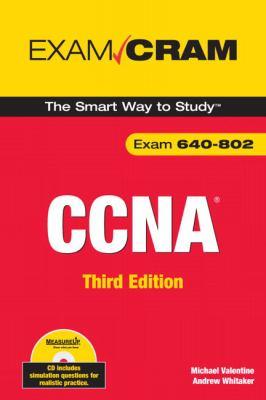 CCNA 640-802 [With CDROM] 9780789737120