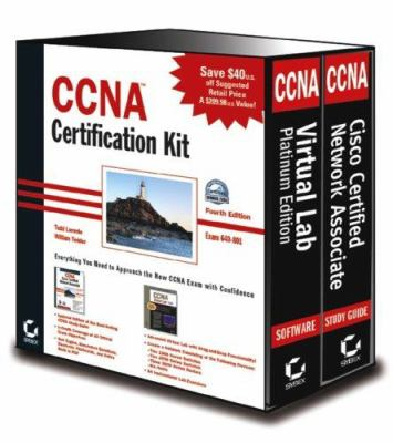 CCNA Certification Kit: Exam 640-801 9780782143935